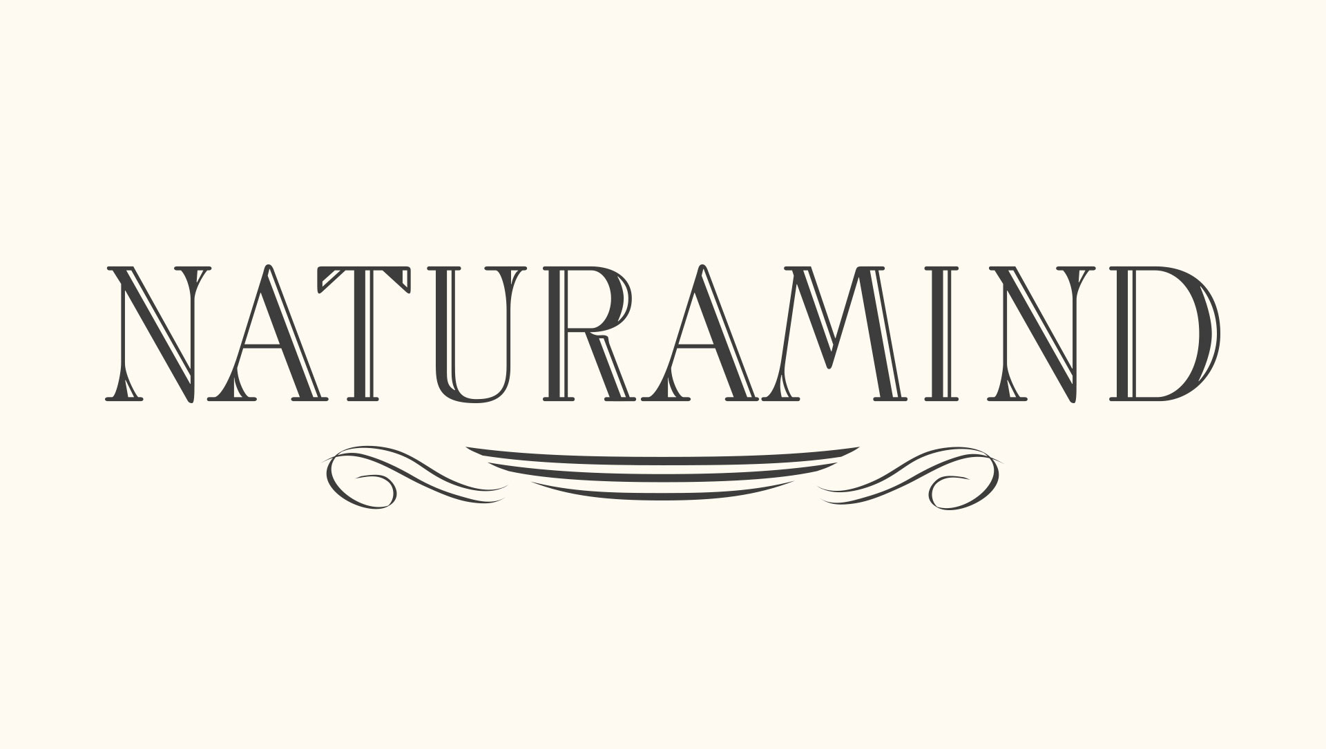 LOGO naturamind cartoon.design