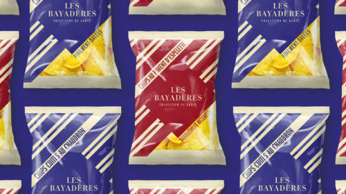 les bayaderes chips cartoon.design