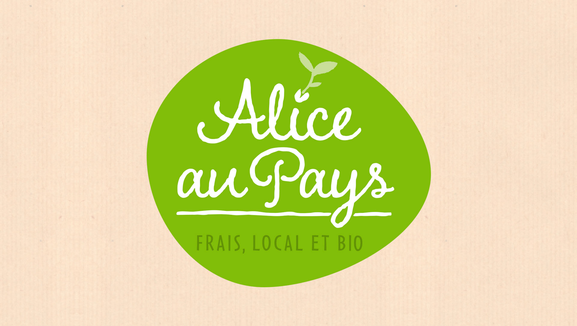 logo alice au pays cartoon.design