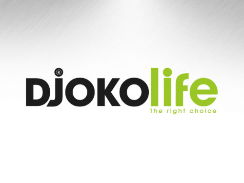 logo djokolife cartoon.design