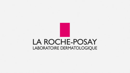 logo la roche posay cartoon.design