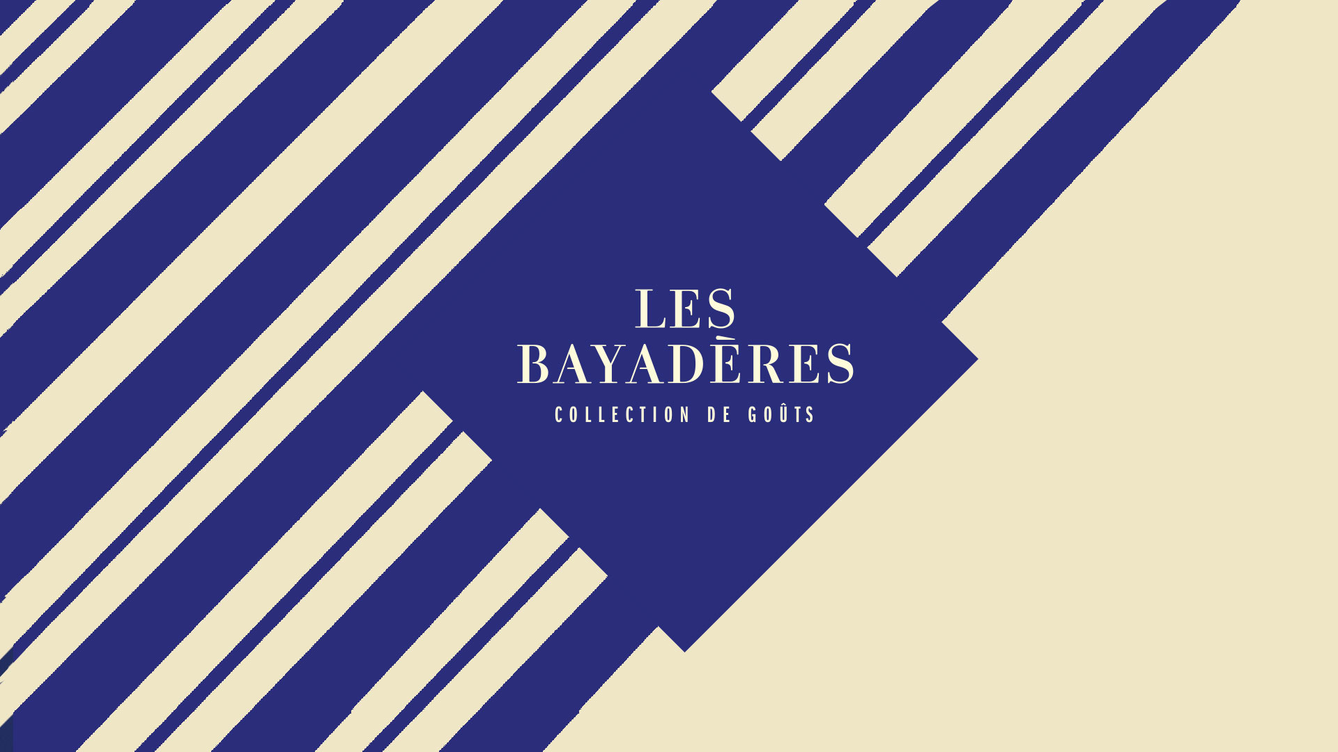 logo les bayaderes cartoon.design
