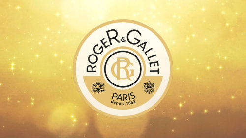 logo roger gallet cartoon.design